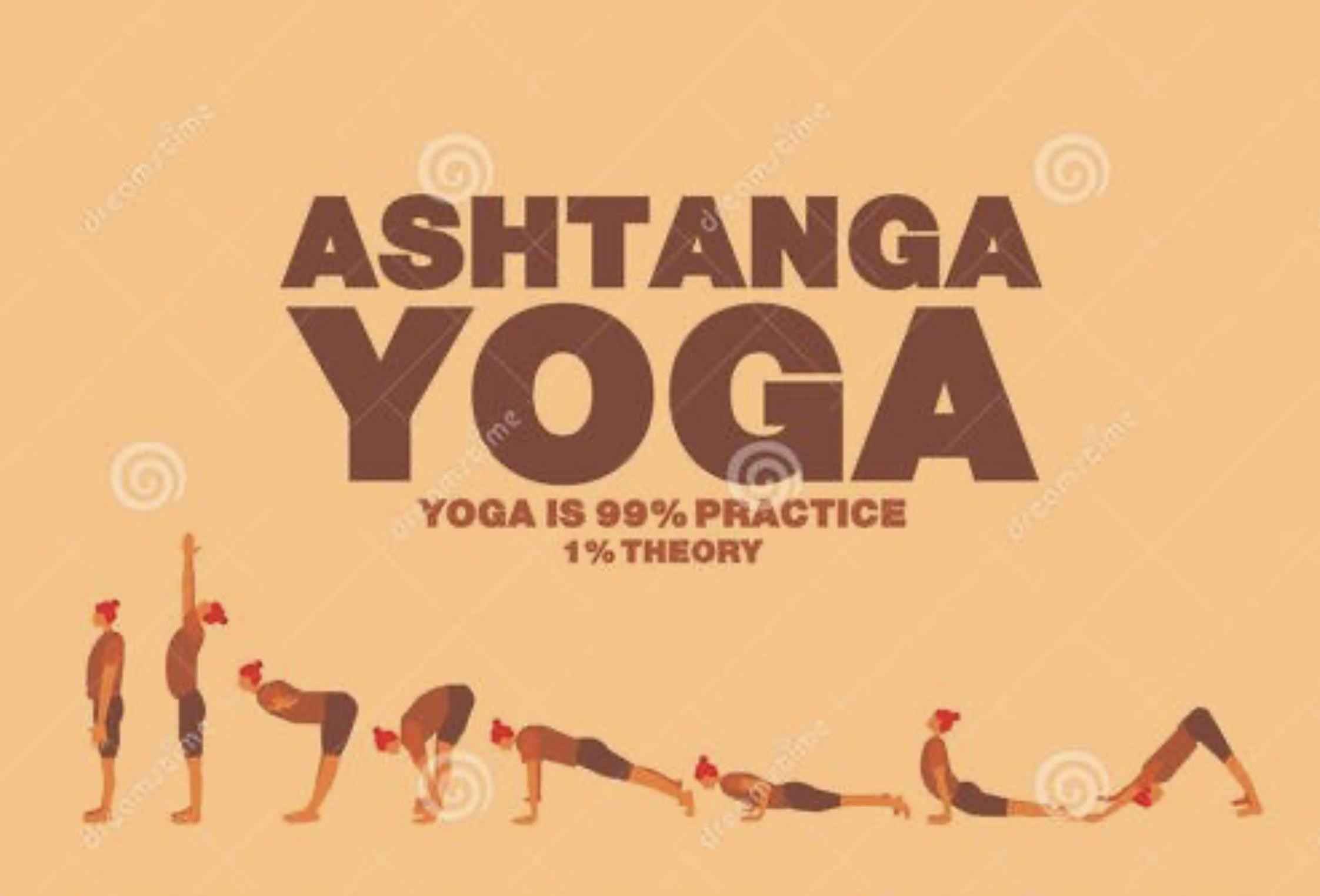 阿斯汤加瑜伽(Ashtanga Yoga)第一序列学习与实践笔记(三)
